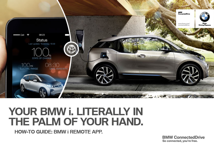 How To Guide - BMWi Remote App