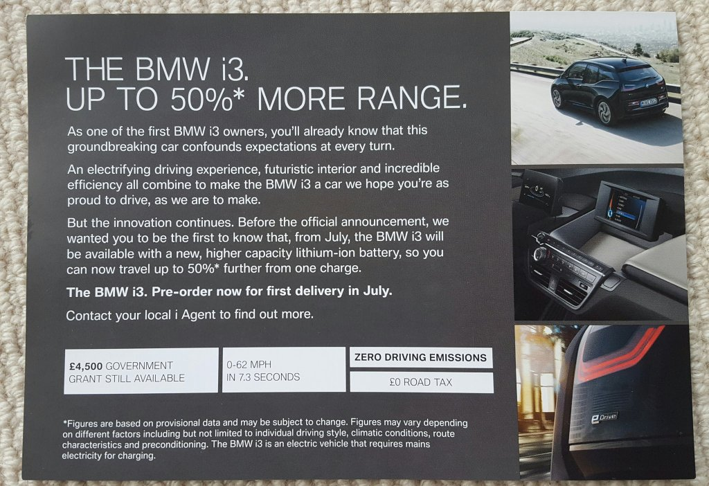 BMWi3 Guide – The Electic Car Owner's Guide - full of useful