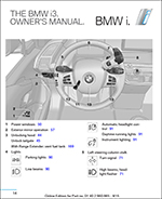 BMW i3 60Ah Owners Manual