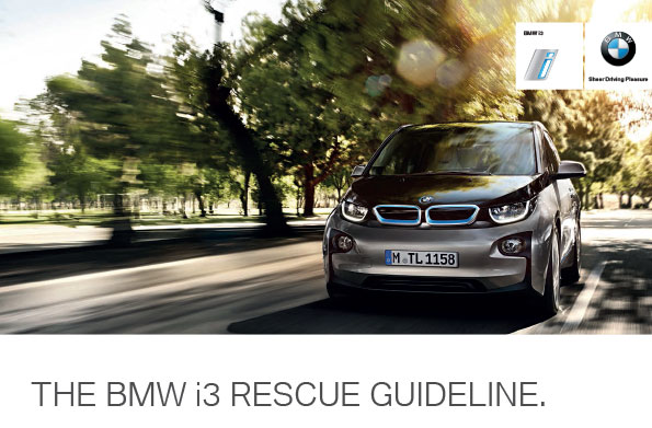 BMW i3 Safety Manual