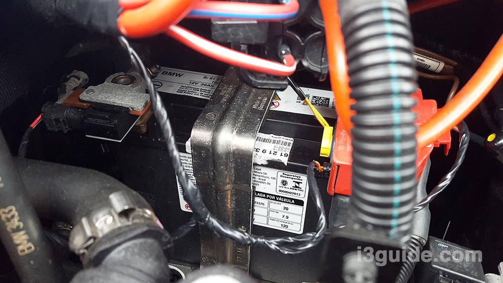 Батарея BMWi3 mini 12V
