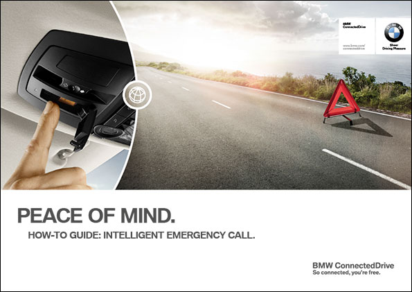 BMWi Intelligent Emergency Call