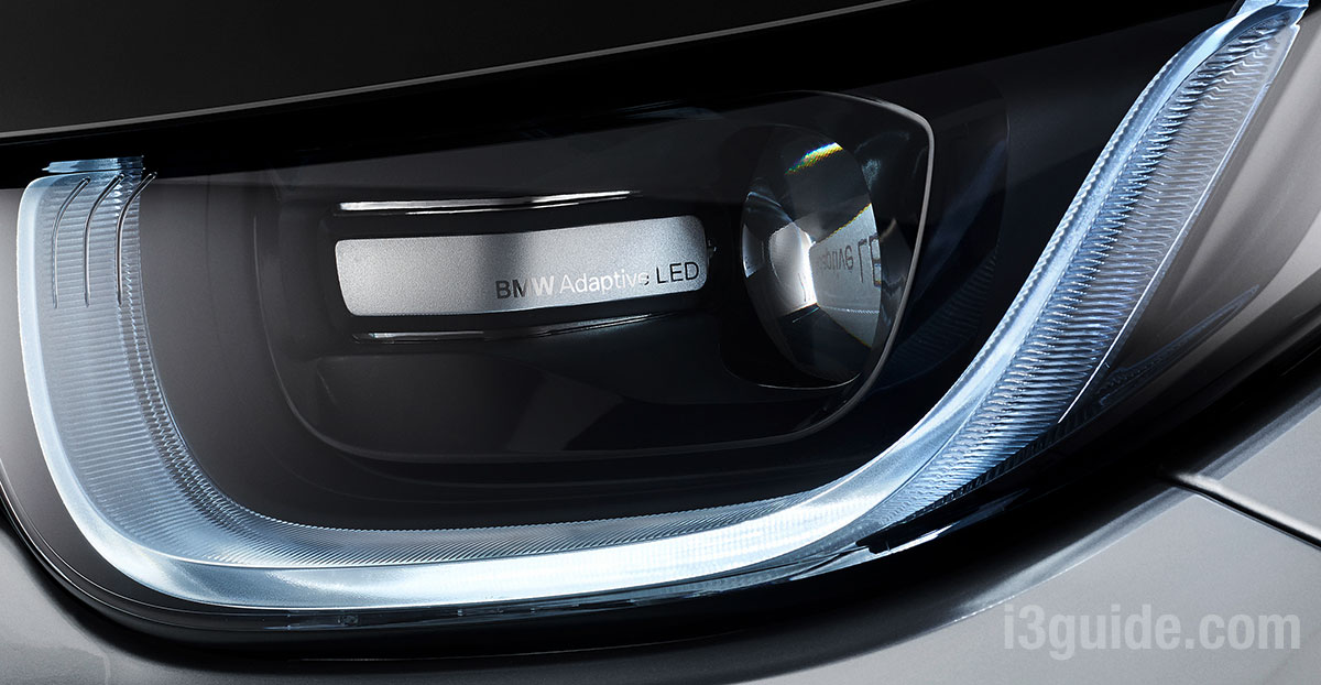 BMW i3 Adaptive LED