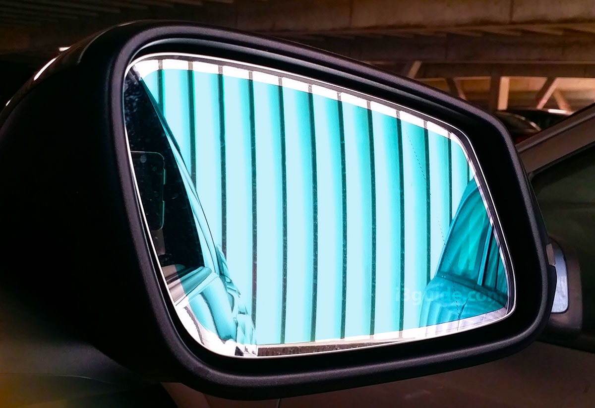 BMW i3 Anti-Dazzle Wing Mirrors