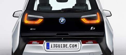 BMW i3 Regen торможение