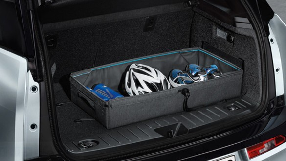 Bmw I3 Guide Trunk Accessories